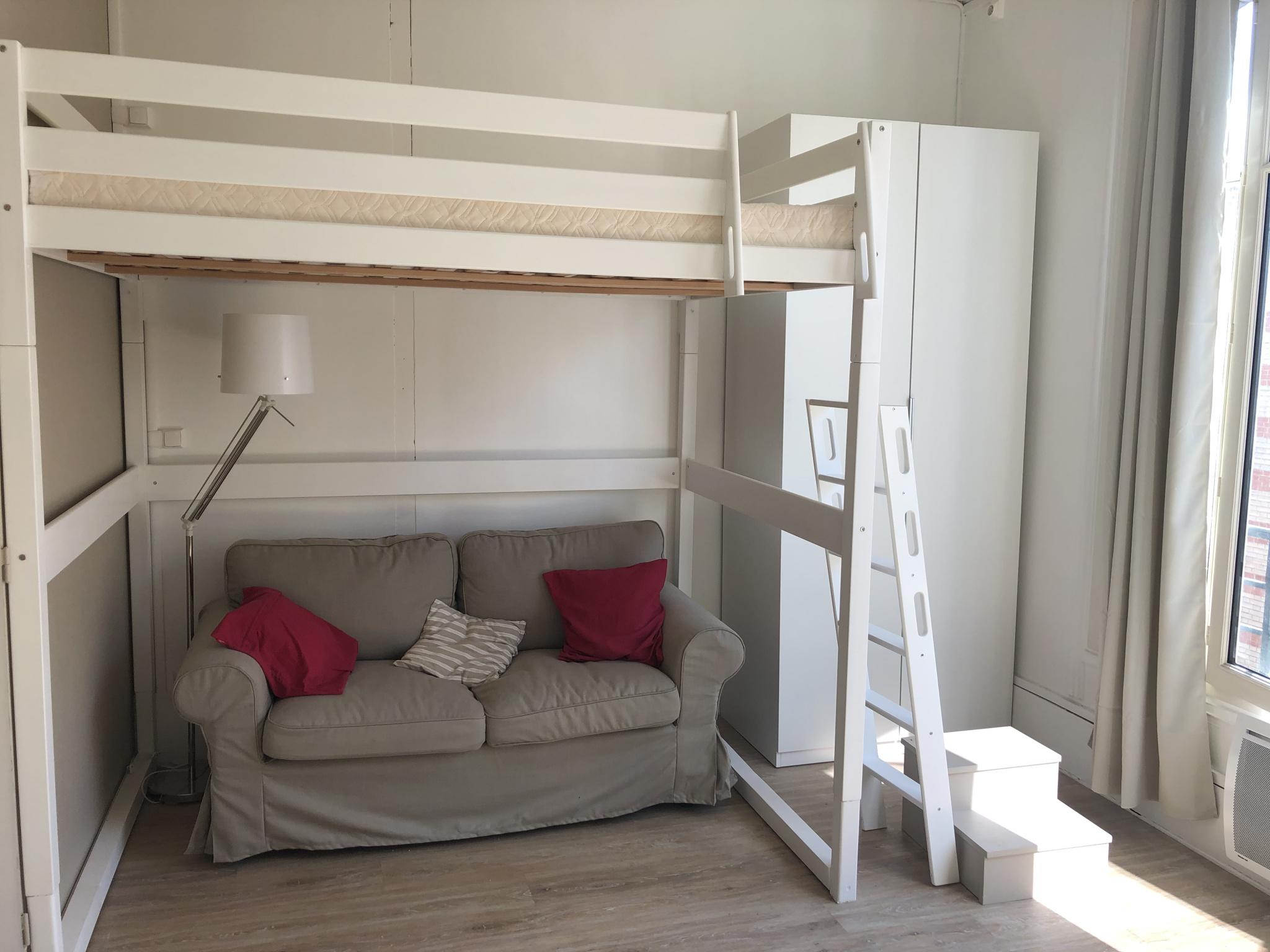 Studio meublé – 22m2  – Neuilly sur Seine