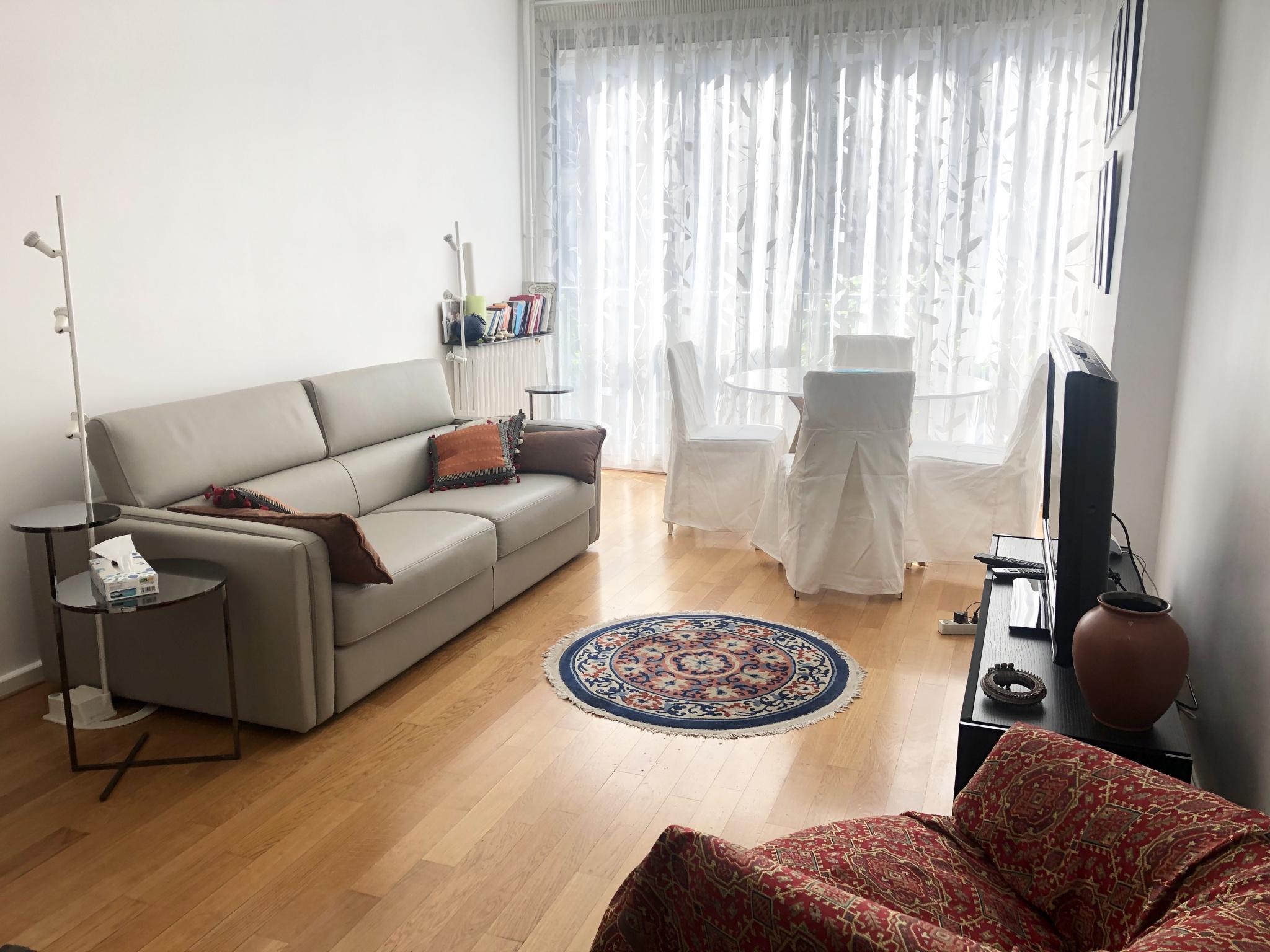 Appartement avec balcon – 66m2 – 75015