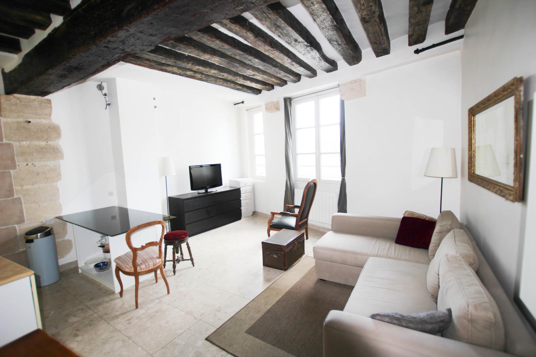 Appartement – 2 pièces – 31m2