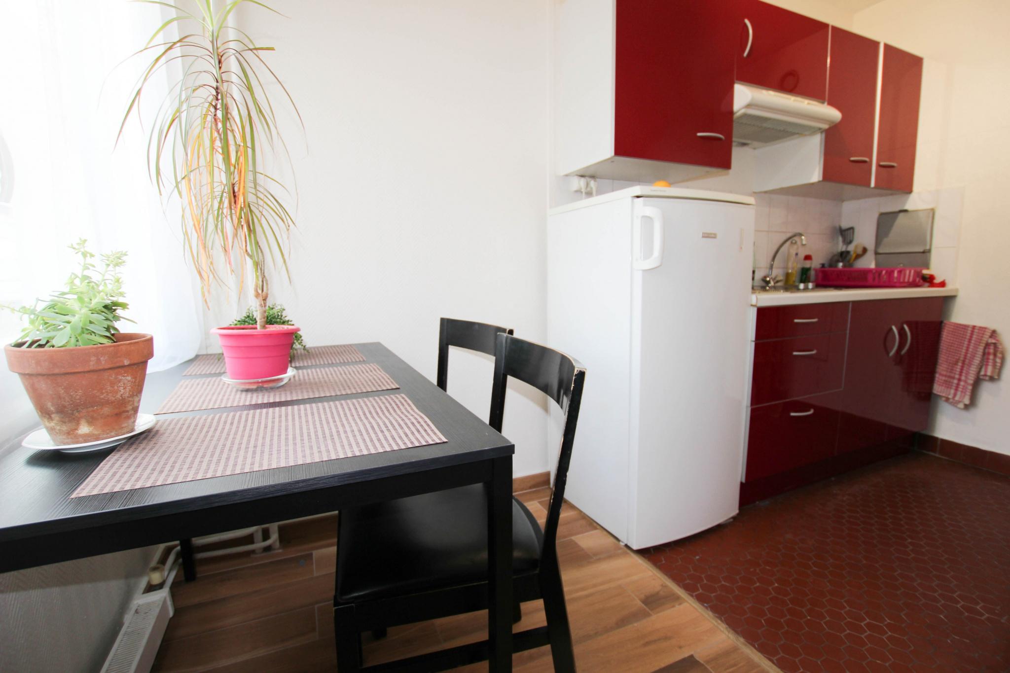 Appartement – 1 pièce – 26 m2
