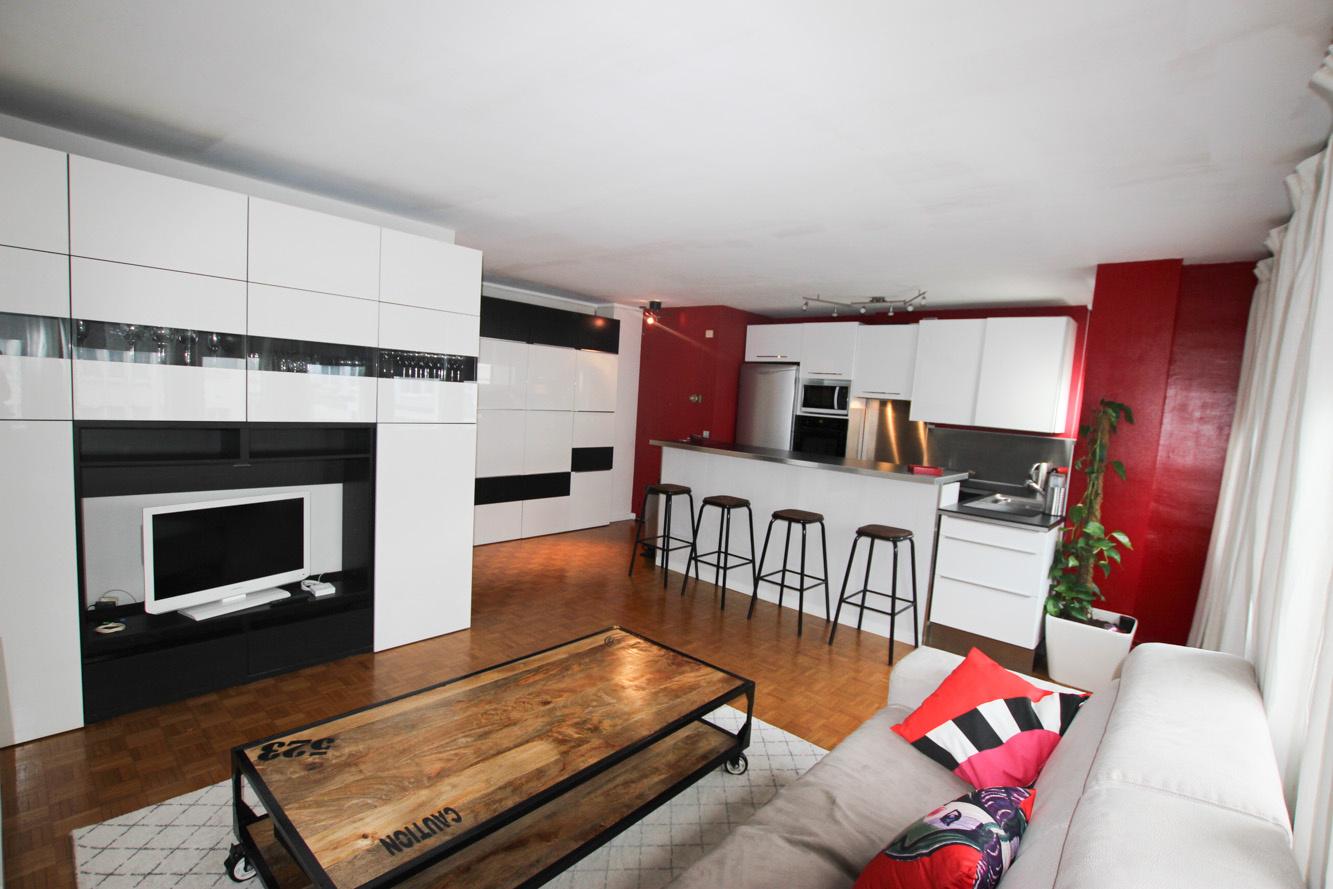 Appartement  2 pièces – 52 m2