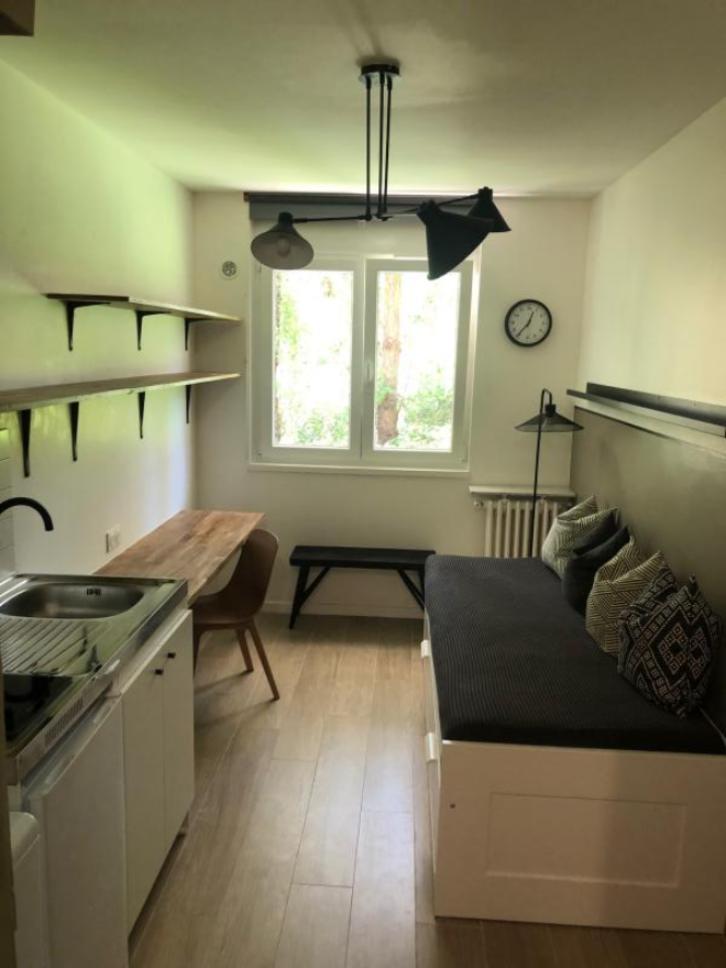 studio meublé – 14.25m2 – neuilly sur seine